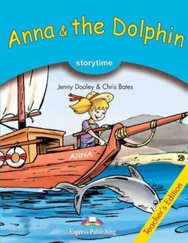 Anna & the Dolphin. Книга для учителя