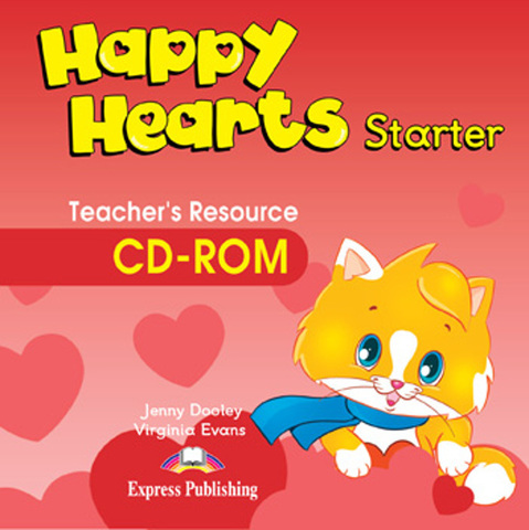 Happy Hearts Starter. Teacher's resource CD-ROM. CD-ROM для учителя