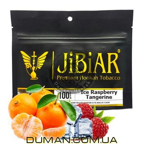 Табак JiBiAR Ice Raspberry Tangerine (Джибиар Лед Малина Мандарин)