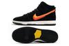 Nike SB Dunk High 'Black/Orange'