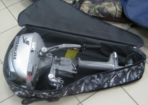 Сумка (чехол) для перевозки и хранения ПЛМ 2-3,5 л.с.