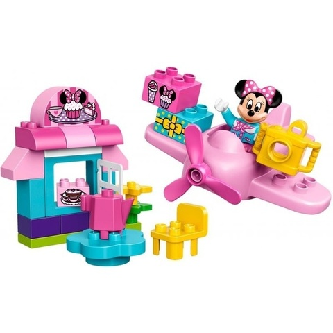 LEGO: Кафе Минни 10830 — Minnie's Café — Лего Дупло