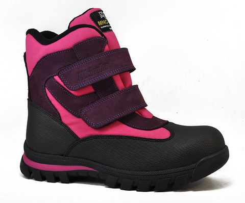 Ботинки демисезонные Minicolor 2540-19