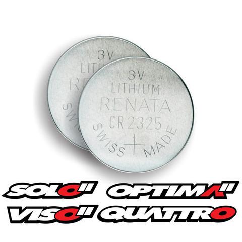 Батарейки для высотомера Viso2+, Ares2, Solo2, Quattro, Optima2, Protrack2/1, Pro Dytter