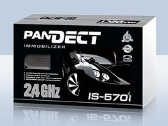 Автомобильный иммобилайзер Pandect IS-570i