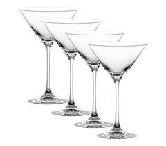 Vivendi - Набор фужеров из 4 штук для мартини, 17,4 см, фото 4