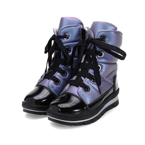 Ботинки Jog Dog Azar (лиловый латекс)