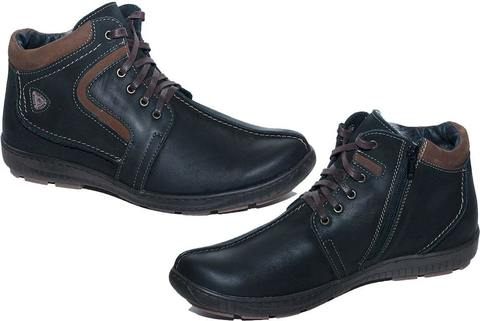 Обувь мужская зима комфорт AT 123w нуб