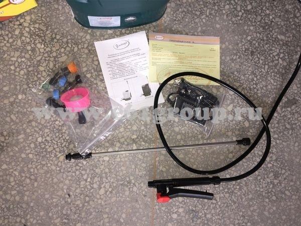 Опрыскиватель электрический Комфорт (Умница) ОЭ-12,5л-Н купить