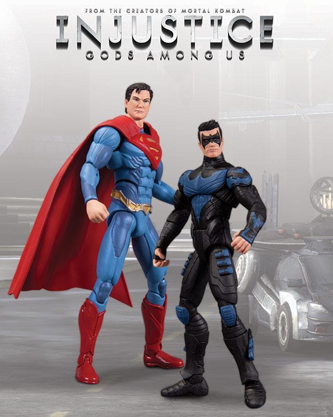 Injustice: Nightwing & Superman 3.75