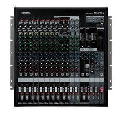 Цифровые Yamaha MGP16X