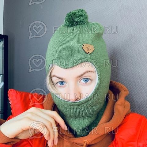 Балаклава женская тёплая