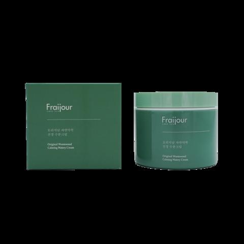 Крем для лица Растительные экстракты Fraijour Original Herb Wormwood Calming Watery Cream 100 мл