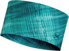Повязка на голову спортивная Buff Headband CoolNet Shanadu Turquoise