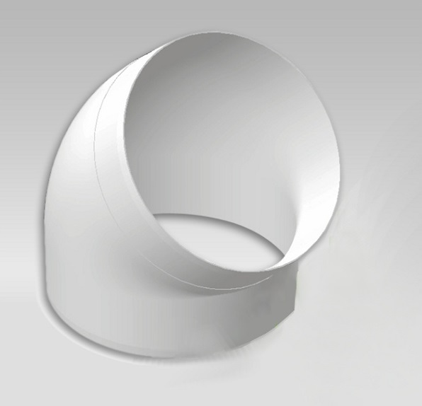 Каталог Колено 45 градусов 125 мм пластиковое 6002342-42392.jpg