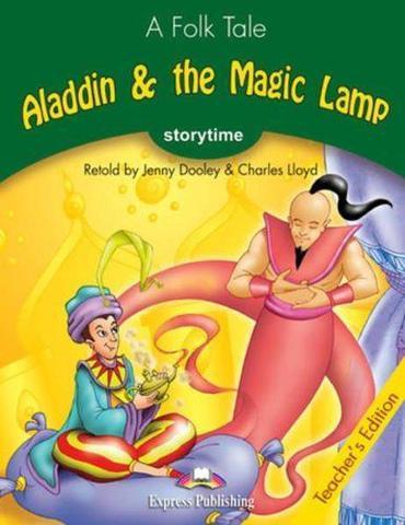 Aladdin & the Magic Lamp. Книга для учителя