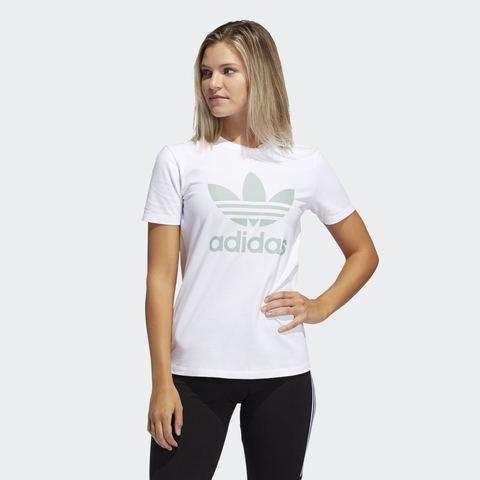 Футболка женская adidas ORIGINALS TREFOIL
