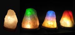 Солевая лампа Скала 6-8кг