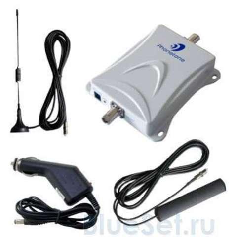 Автомобильный Репитер Phonetone 900/1800  (Комплект)