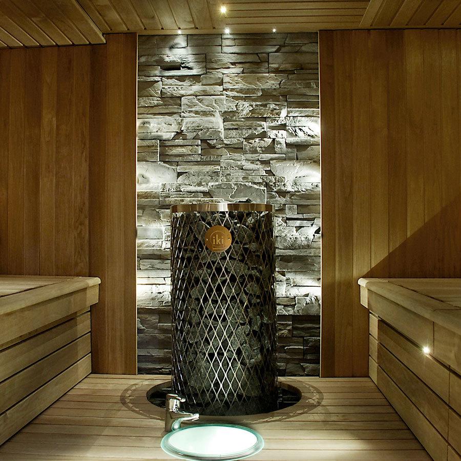 Печь для сауны IKI Pillar, фото 8