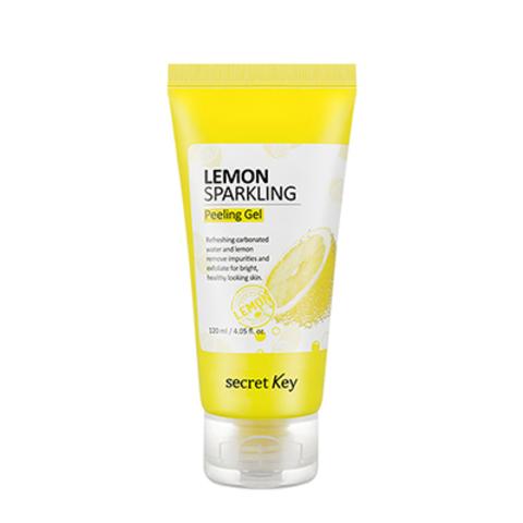 Пилинг гель secretKey Lemon Sparkling Peeling Gel 120ml
