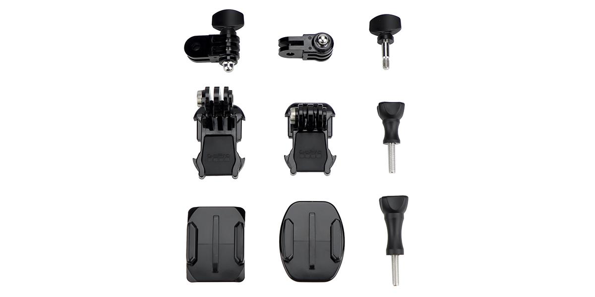 Набор универсальных креплений GoPro Grab Bag (AGBAG-002) комплектация