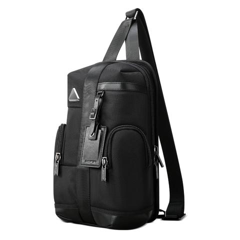 Рюкзак на одной лямке BOPAI 811-029211 чёрный
