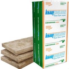 Акустическая перегородка плита Кнауф Insulation 1250х610х50мм (18,3м2=0,915м3) (уп.24шт) (2443547)