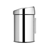 Мусорный бак Touch Bin (3 л), артикул 363962, производитель - Brabantia, фото 3