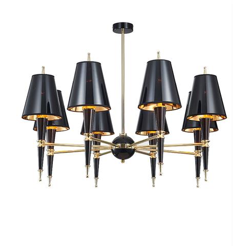 Потолочный светильник копия Versailles by Robert Abbey (черный)