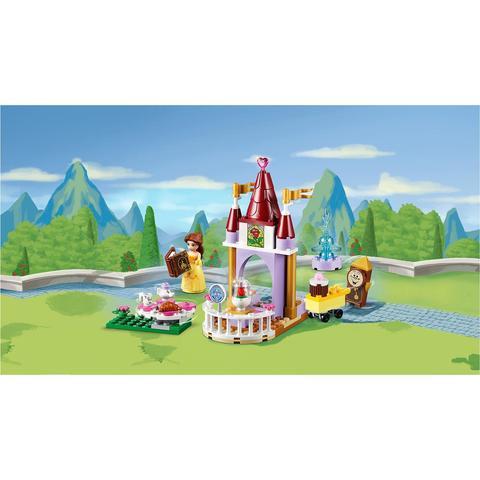 LEGO Juniors: Сказочные истории Белль 10762 — Belle's Story Time — Лего Джуниорс Подростки