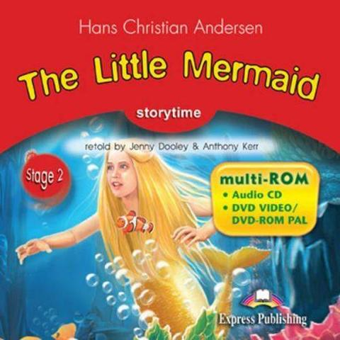 The Little Mermaid. Multi-rom