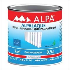 Эмаль для отопительных приборов ALPA ALPALAQUE (Белый)