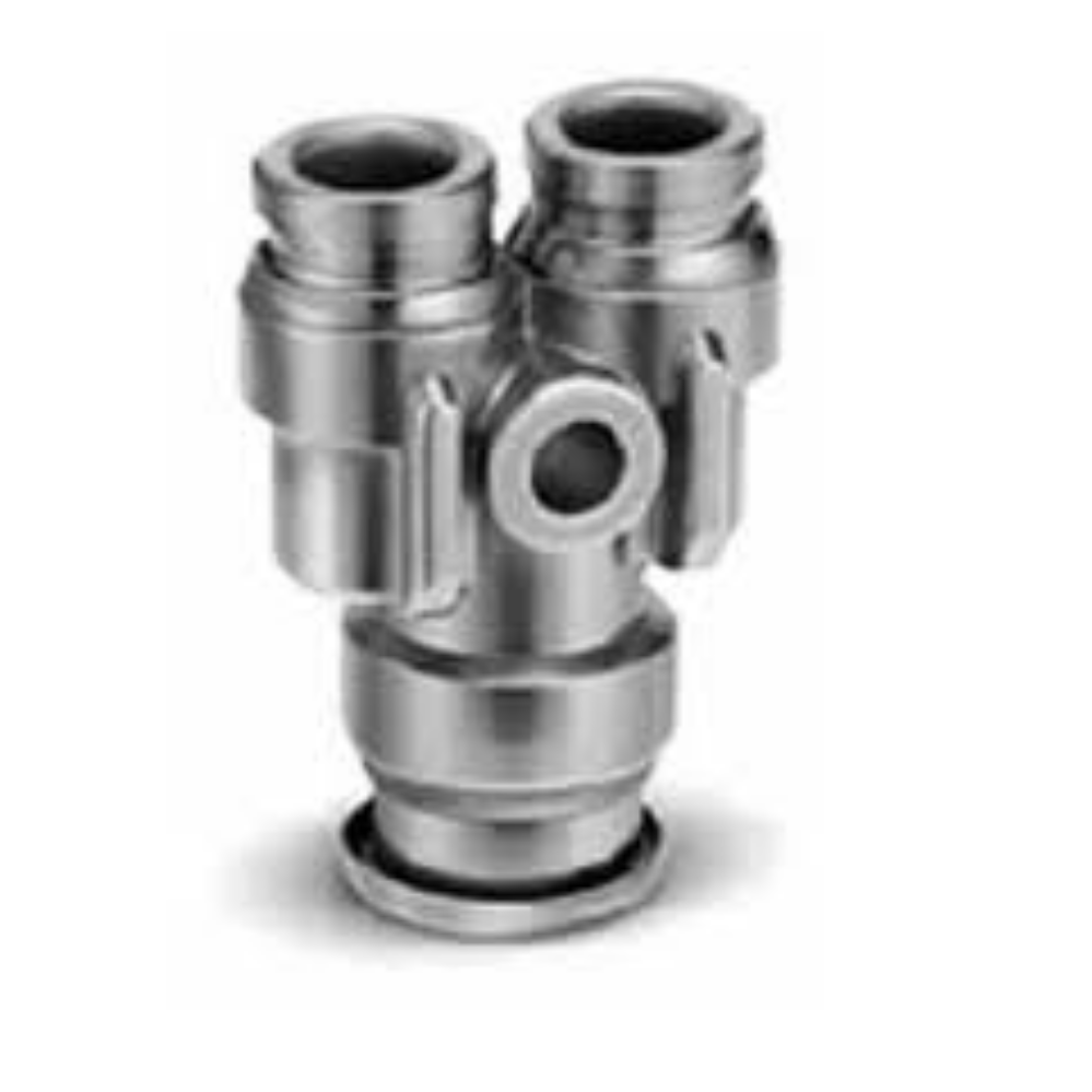 KQG2VS08-02S-X1000  Угловое резьбовое соединение, нерж., до 150 град