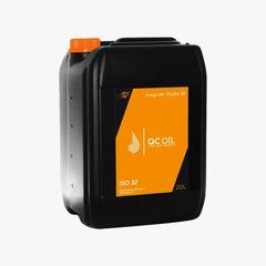 Гидравлическое всесезонное масло QC OIL Long Life Hydro W (205л.)