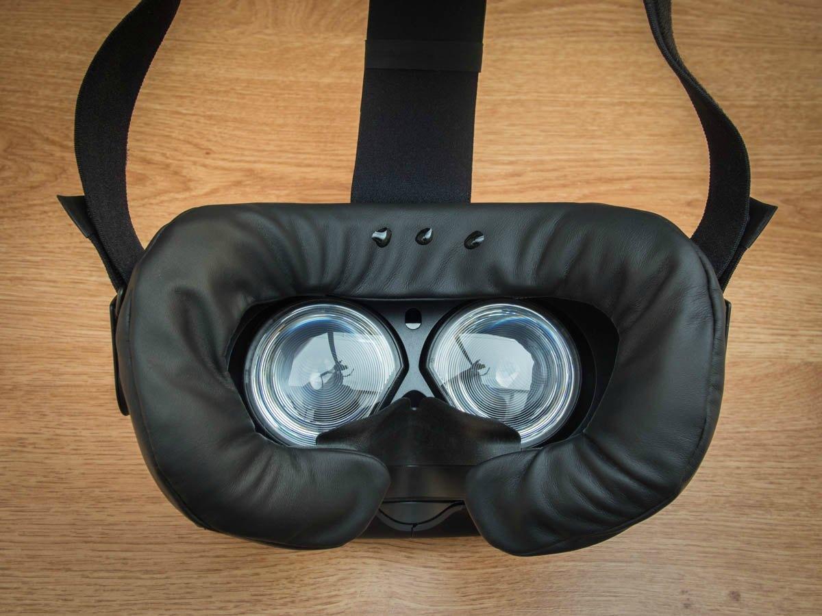 Кожаный чехол для шлема виртуальной реальности HTC VIVE