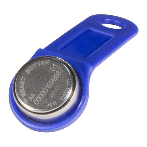 Электронный ключ DS-1990A (синий)