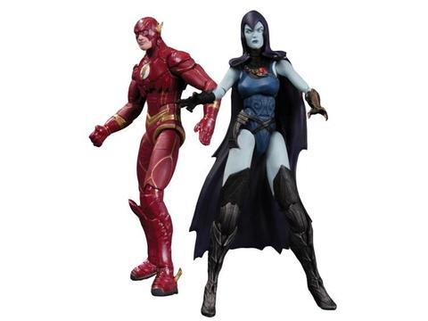 Injustice: The Flash & Raven Action Figure 3.75