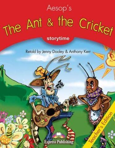 The Ant & the Cricket. Книга для учителя