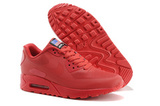 Кроссовки мужские Nike Air Max 90 HyperFuse Independence Day Red
