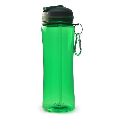 Бутылка спортивная Asobu Triumph (0,72 литра), зеленая