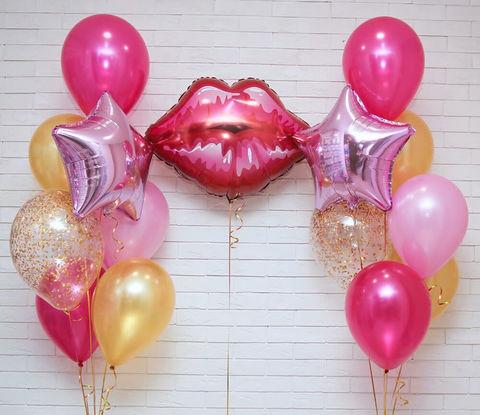 Поцелуй любимки