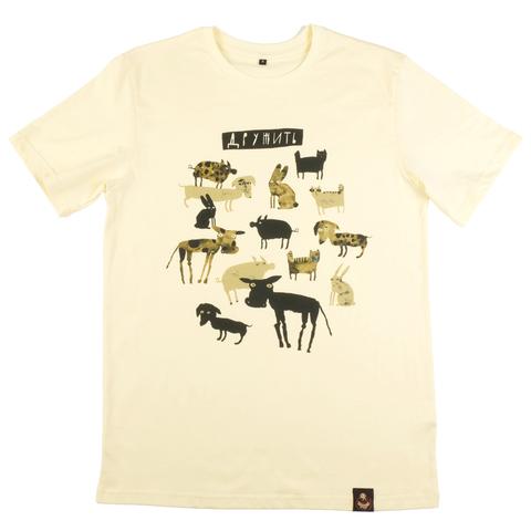 Дружить / футболка