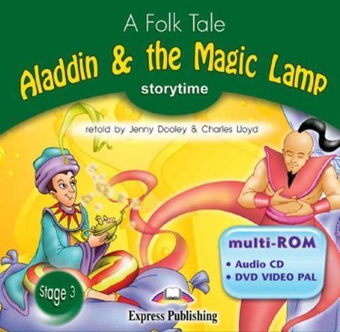 Aladdin & the Magic Lamp. Multi-rom