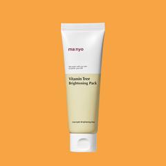 Ночная маска с витаминами и мёдом, 75 мл / Manyo Vitamin Tree Brightening Pack
