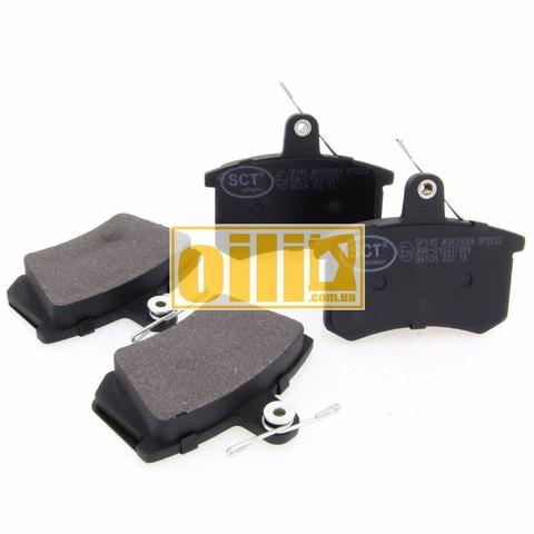 Тормозные колодки SCT SP145 (Volkswagen, Audi)