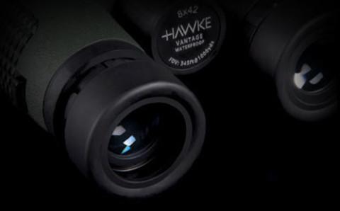 БИНОКЛЬ HAWKE VANTAGE WP 10X42 (GREEN)