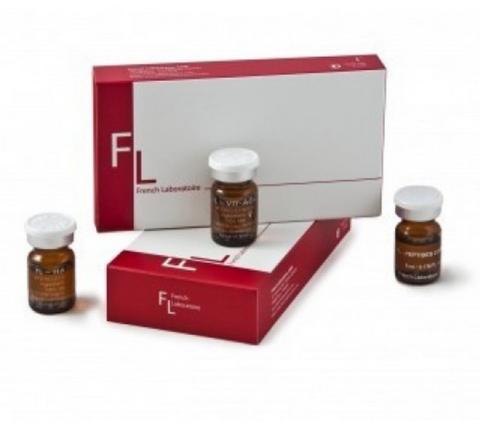 *Антивозрастной витаминный коктейль для кожи лица и тела (VIT-AGE/French Laboratoire/5мл/Lot011059)