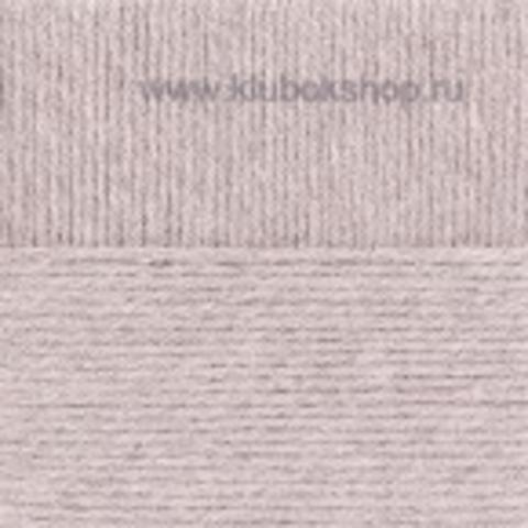 Пряжа Молодежная Пехорский текстиль Суровый лен 43