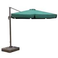 Зонт от солнца на боковой опоре Luxe 3 м Green